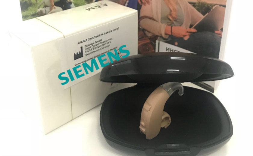 Слуховой аппарат Siemens Digitrim am 111